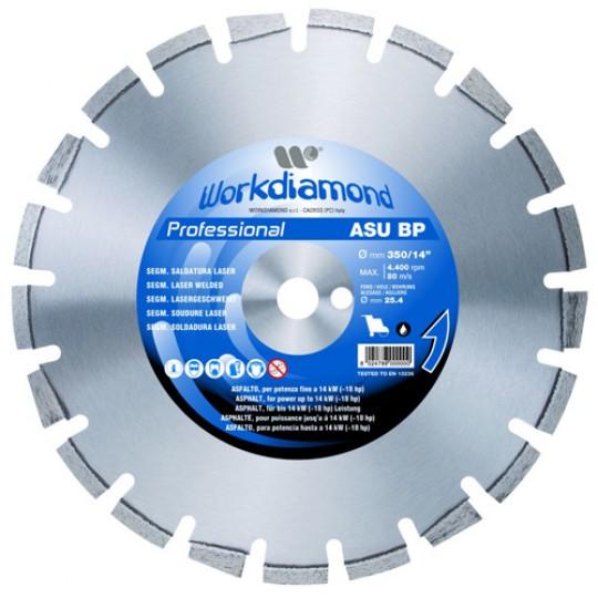 Алмазный диск Workdiamond ASU BP 450N