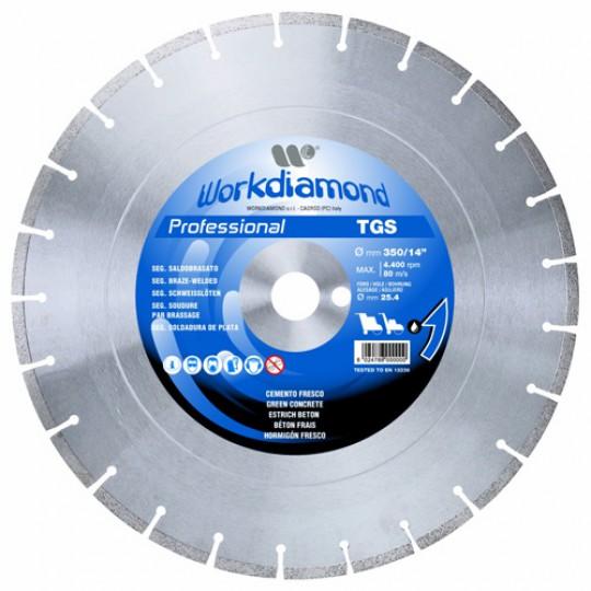 Алмазный диск Workdiamond TGS 350R 3,2