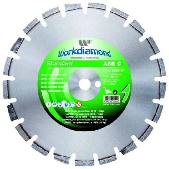 Алмазный диск Workdiamond ASE C 400N