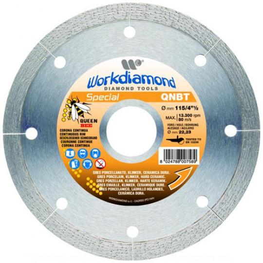 Алмазный диск Workdiamond QNBT Disco Sottile 180 мм
