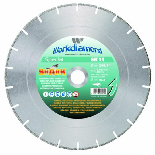 Алмазный диск Workdiamond SK11 180 мм