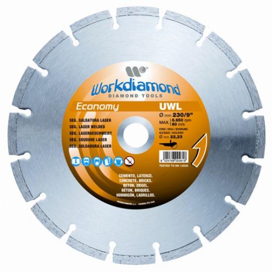 Алмазный диск Workdiamond UWL 125 мм