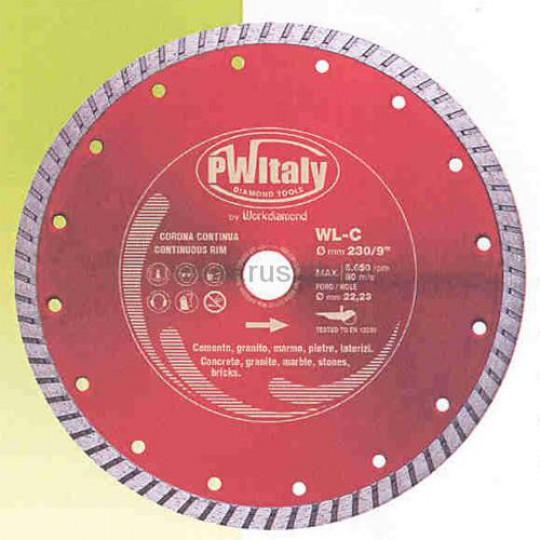 Алмазный диск Workdiamond WL-C E113125C