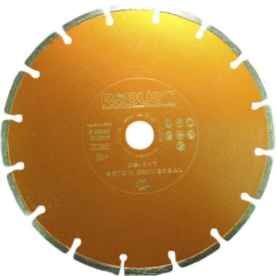 Алмазный диск ROBUST US 17 для общестроительных работ