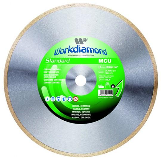 Алмазный диск Workdiamond MCU Standart 200 мм