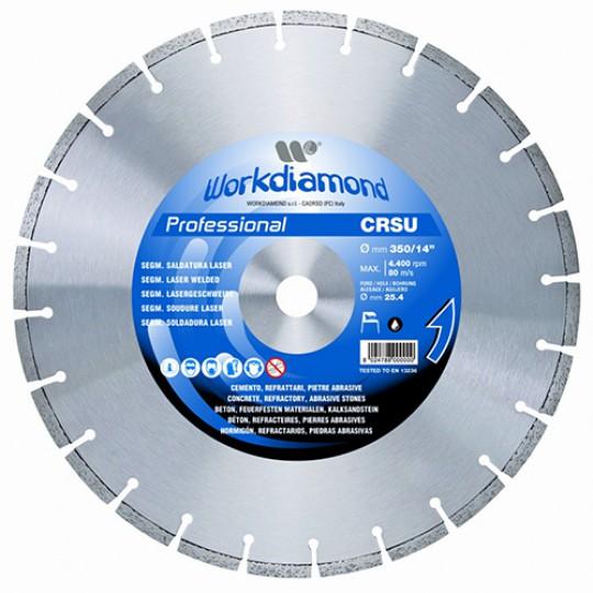 Алмазный диск Workdiamond CRSU Professional 800N