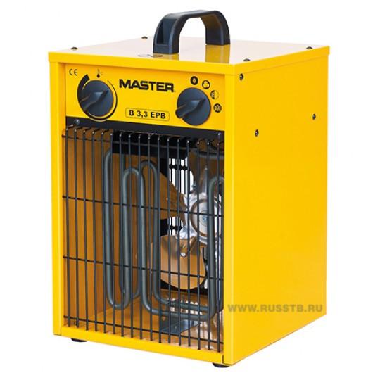 Электрический обогреватель MASTER B 3,3 EPB